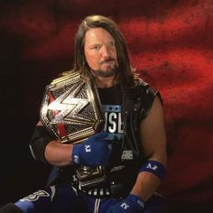 wwe The dream match will soon become a reality. Aj Styles Wwe, Ring Of Honor, Wwe Champions, Yesterday And Today, Wwe Wrestlers, Professional Wrestling, Man Alive, Kylie Jenner, Captain America