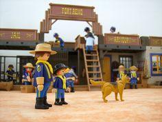 Rodeo Birthday, Christmas Toys, Wild West, The Hobbit, Superhero, Dioramas, Playmobil, Toy, American Frontier