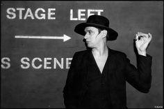 Einstürzende Neubauten's frontman, Blixa Bargeld