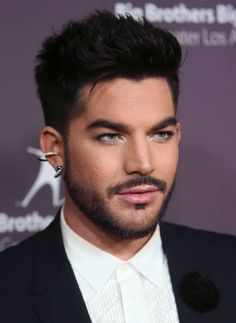 Adam Lambert special guest at the Big Brothers Fund Raising Event in Los Angles Oct 2017