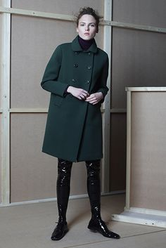 The peacoat from Cathrine Hammel: a must have… Must Haves, Normcore, Chic, Jackets, Oslo, Strong, Style, Google Search, Fashion