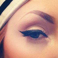 thick cat eye