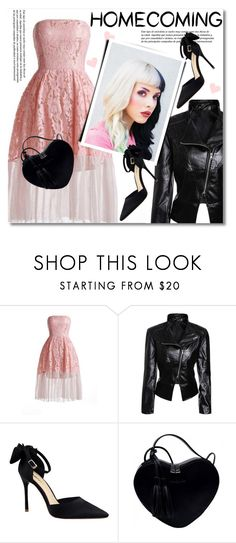 """""""Homecoming Style"""" by svijetlana ❤ liked on Polyvore featuring Homecoming, polyvoreeditorial and twinkledeals"""