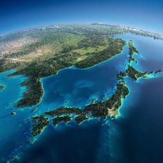 Japon, Corée et Chine de l'Est