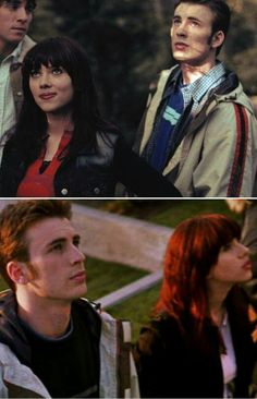 The Perfect Score 2004 Chris Evans and Scarlett Johansson❤