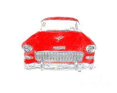 Vintage Chevy by Edward M. Fielding - www.edwardfielding.com