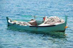 Tranquillità nel mare della Croazia