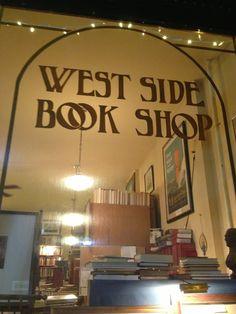 READ: West Side Book Store in Ann Arbor, MI