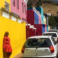 5 Compelling Reasons to Visit Bo-Kaap, Cape Town (besides a photo opp) Colorful Houses, Location Scout, Cape Town South Africa, Great Photos, House Colors, Travel, Instagram, Trips, Viajes