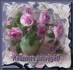 Happy Weekend, Glass Vase, Album, Quotes, Decor, Quotations, Decoration, Decorating, Quote
