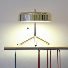 F/K/A Table Lamp - All Brass - ALL - LIGHTING