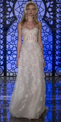 Our Favorite Fall 2016 Wedding Dresses from Bridal Fashion Week   InStyle.com