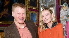 Kirsten Dunst and Fiance Jesse Plemons Cozy Up at the Gucci Cruise Show