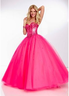 Morilee Prom 95010 Tonal Beaded Bodice on a Tulle Ball Gown- Corset Tie Back *Available in size 26 & Tulle Ball Gown, Ball Gowns Prom, Tulle Prom Dress, Party Gowns, Mori Lee Prom Dresses, Pageant Dresses, Homecoming Dresses, Evening Dresses, Sweet 16 Dresses
