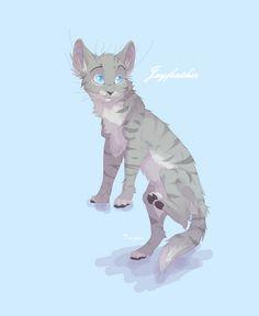Jayfeather,  Rank , medicine cat Sharp tounged blind medicine cat of thunder clan