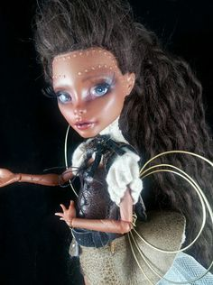 Custom OOAK Steampunk Monster High Doll by Skeriosities™ | eBay
