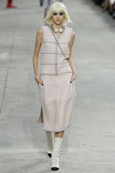 Chanel Ready to Wear Spring Summer 2014 Collection in Paris