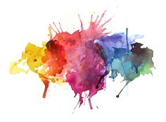 water colour explosion - Google Search