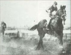 photo of Joe Hancock racing Barrel Racing Horses, Horse Racing, Race Horses, Chestnut Mare, Running Horses, Vintage Horse, Thoroughbred, Quarter Horses, Old School