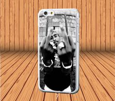 Tupac Shakur for iPhone 5/5S/SE Hard Case Cover Laser Technology #designyourcasebyme