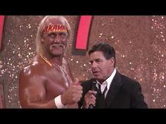 Hulk Hogan And Jerry Lewis MDA Telephon