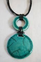 bijoux en ceramique raku - Recherche Google