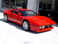 Ferrari 288 GTO - Auto titre