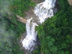 Katoomba Falls from the Skyway