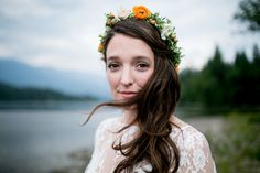 Enchanted Forest Wedding on Swan Lake, Montana  |   Jonathan & Charlotte  by Archer Messenger