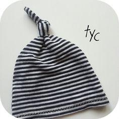 Classic newborn hat! https://www.etsy.com/listing/184125733/knotted-newborn-slouchy-beanie-black