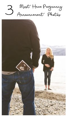 Three Must Have Pregnancy Announcement Photos | The Winemakers Wife