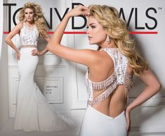 Tony Bowls Style TB117161 - View the Tony Bowls Collection now and contact a retailer near you to order the perfect designer dress for your social occasion!