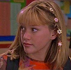 2000s Hairstyles, Trendy Hairstyles, Lizzie Mcguire, Hair Inspo, Hair Inspiration, Hair Icon, Aesthetic Hair, Hair Looks, Hair Trends