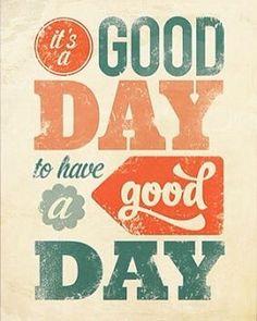 Found this and I like it 👍🏼 #positivethoughts #livinthedream #onedayatatime #makeitgood
