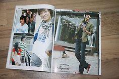 """Kim Hyun Joong Lee Min Ho Kim Bum Gu Hye Sun F4 """"ASTA TV"""" Mar.2009 RARE!"""