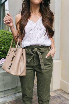 Trend Roundup: Paperbag Waist