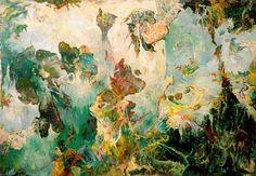 Bosch, Ursula, Contemporary Art, Abstract Art, Art Pieces, History, Art Informel, Floral, Art Database
