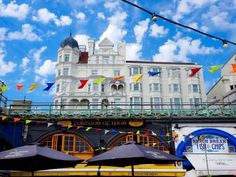 how to spend a day in Brighton Visit Brighton, Brighton Rock, Brighton Sussex, Brighton England, Back In Time, Back In The Day, British Summer, Indian Architecture, Summer Heat