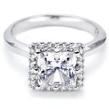 princess cut engagement rings - Google Search