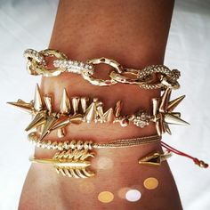 Love this Stella & Dot arm party