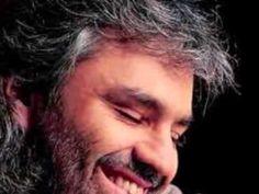 Andrea Bocelli. Solamente una vez.