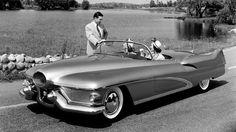 1951 - Buick LeSabre Concept Car
