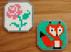 Hama Beads from Beth Butcher