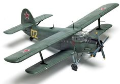 Valom 1/48 scale Antonov An-2 | FineScale Modeler magazine | Probably the only post-World War II military aircraft that can be outpaced by a blimp, the An-2 Colt continues to serve air forces around the world... Read the full review here: http://www.finescale.com/reviews/kit-reviews/2010/12/valom-antonov-an-2