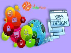 Website Designing in Tanzania Infographic