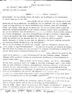 Carta escrita por el Sr. Ohmer a Bernardo Suárez Rincón. 250651