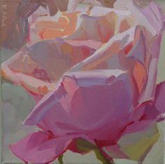 rose, flower, floral, pink, red, coral, light