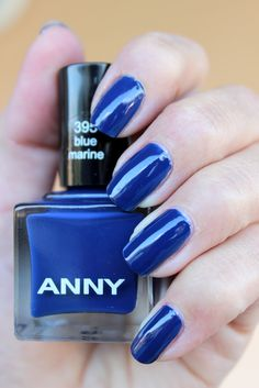 Blue Marine by Anny