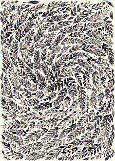 Black Branches Clear Acrylic Box by Samantha Dolan - 4 X 4 X 3 Surface Pattern, Pattern Art, Pattern Design, Textures Patterns, Color Patterns, Print Patterns, L Wallpaper, Branch Art, Motif Floral