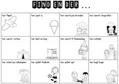 Find en der ... CL-øvelse første skoledag - Edu21.dk - Læring i det 21. århundrede Teacher Binder, Cooperative Learning, Teaching English, Classroom Management, Preschool, Parenting, Motivation, Education, Inspiration